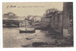 CPA 20 CORSE Marine De SAINT FLORENT Barque Collection De Luxe J MORETTI Bastia - Sonstige Gemeinden
