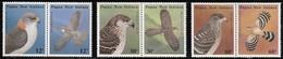 1985 Papua New Guinea Birds Of Prey Set (** / MNH / UMM) - Aigles & Rapaces Diurnes
