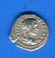 Geta  209 /212  Pontif  Cos Ll - 4. The Severans (193 AD To 235 AD)