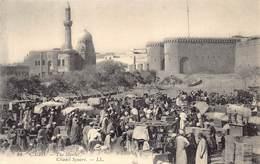 Egypt Egypte  Caïro Cairo The Market , Citadel Square     M 3474 - Cairo
