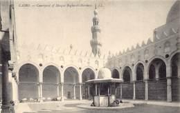 Egypt Egypte  Caïro Cairo Courtyard Of Mosquée Bogha El Merdani      M 3476 - Cairo