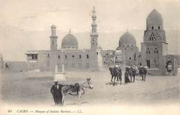 Egypt Egypte  Caïro Cairo Mosqué Of Sultan Barkuk       M 3478 - Cairo