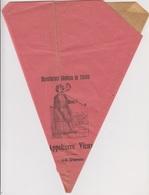Cornet Papier Pour Vente De Tabac Au Détail Au Poids.100 Grs. - Tabac (objets Liés)