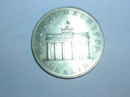 ALEMANIA/RDA 20 MARCOS 1990 Km 139 (1417) - [ 6] 1949-1990 : GDR - German Dem. Rep.