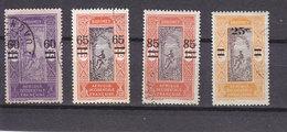 DAHOMEY 66/69 OBL - Dahomey (1899-1944)