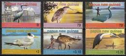 2005 Papua New Guinea Sea Birds Set (** / MNH / UMM) - Unclassified