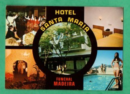 Portugal Madeira Funchal Hotel Santa Maria - Madeira