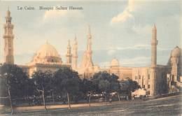 Egypt Egypte  Caïro Cairo Le Caire Kairo Mosqué  Sultan Hassen     M 3504 - Cairo