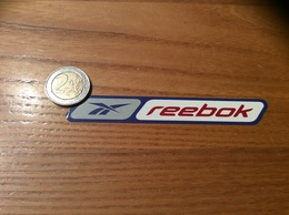 AUTOCOLLANT, Sticker «reebok» (chaussures, Vêtements) - Pegatinas