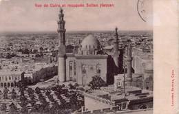 Egypt Egypte  Caïro Cairo Vue De Caire Et Mosquée Sultan Hassan Anno 1906        M 3522 - Cairo