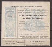France - Franchise Militaire N° 14A Neuf - Voir Scan - Côte MAURY 215€ - Franchise Stamps