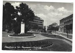 6749 - CAMPOBASSO MONUMENTO A CARDARELLI 1958 - Campobasso