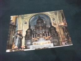 CHIESA EGLISE KIRCHE CHURCH INTERNO CASTELVECCHIO SUBEQUO L'AQUILA M.490 ALTARE MAGGIORE S.FRANCESCO - Churches & Cathedrals