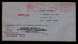 EMA 1984 SOTAVE - Manteigas City, PORTUGAL Yarn, Knitwear, Fabrics Prefer Quality, Pure Virgin Wool WOOLMARK Sp6852 - Textile