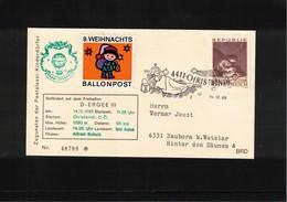 Austria / Oesterreich 1969 Christkindl Ballonpost - Ballonpost