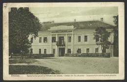 ROMANIA BUZIAS Sanatoriul Pentrua Bolnavi De Inima Old Postcard (see Sales Conditions) 01988 - Romania