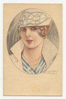 Illustrateur Mauzan.femme élégante.charme Et Glamour - Mauzan, L.A.
