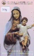 Télécarte  * PEINTURE * ICON * La RELIGION * ART (278)  Phonecard * KUNST TELEFONKARTE - Schilderijen