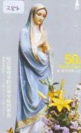 Télécarte  * PEINTURE * ICON * La RELIGION * ART (287)  Phonecard * KUNST TELEFONKARTE - Schilderijen