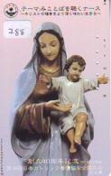 Télécarte  * PEINTURE * ICON * La RELIGION * ART (288)  Phonecard * KUNST TELEFONKARTE - Schilderijen