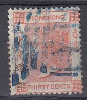 Hong Kong. Victoria. Nr. 15a.  VM CC. - Usati