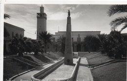 BENGASI-PIAZZA XXVIII OTTOBRE-PALAZZO GOVERNATORIALE-VERA FOTO 1940 - Libye