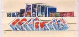 ROMANIA 20 Space Stamps, Incl. John Glenn; CTO; SALE 3 Cents Each - Raumfahrt