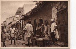 ADDIS ABEBA-1937-VENDITORI AMBULANTI - Ethiopia