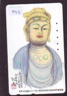 Telecarte Buddha Bouddha Boedha Phonecard (448) - Phonecards