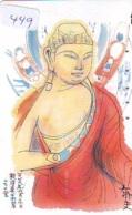 Telecarte Buddha Bouddha Boedha Phonecard (449) - Phonecards