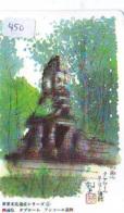 Telecarte Buddha Bouddha Boedha Phonecard (450) - Phonecards