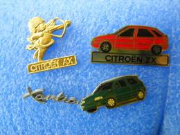 1001     PINS  CITROEN (4)   AX   ZX  Xantia - Citroën