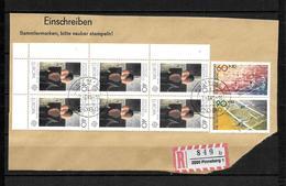 HB ALEM. FEDERAL  /// ALEMANIA FEDERAL  BLOQUE   ¡¡¡ OFERTA - LIQUIDATION - JE LIQUIDE !!! - [7] West-Duitsland