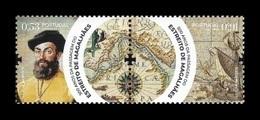 Portugal 2020 Mih. 4590/91 Strait Of Magellan. Ships MNH ** - Nuevos