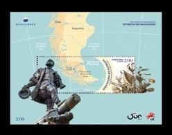 Portugal 2020 Mih. 4592 (Bl.457) Strait Of Magellan. Ships MNH ** - Nuevos