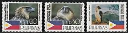 1997 Philippines National Bird: Philippine Eagle Set (** / MNH / UMM) - Aigles & Rapaces Diurnes