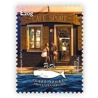 Portugal ** &  Self Adhesive Azores, Peter Café Sport Centenary 2020 (1116) - Azoren