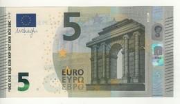 "5 EURO  ""Belgio""   DRAGHI    Z 020 F5   ZD1513656292   /  FDS - UNC - 5 Euro"