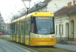 TRAM * TRAMWAY * RAIL * RAILWAY * RAILROAD * SZKT * SZEGED * PESA * BYDGOSZCZ * POLAND POLISH * Top Card 0429 * Hungary - Tramways
