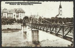 ROMANIA ORADEA Vedere Din Oradea-Mare Old Postcard (see Sales Conditions) 01996 - Romania