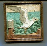 Pavé De Delft Pavé Mural Mouette - Other Collections