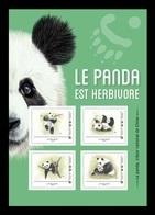 France (Collector) 2019 No. 336 Fauna. Pandas MNH ** - Neufs