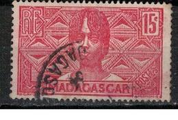 MADAGASCAR            N°  YVERT  166     ( 1 )      OBLITERE       ( OB  6/ 44 ) - Madagascar (1889-1960)