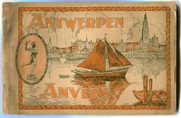 Anvers Antwerpen  Album 15 Héliogravures - Books, Magazines, Comics