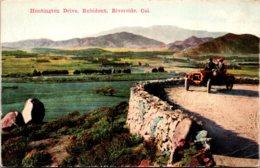 California Riverside Rubidoux Huntoington Drive - United States