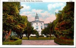 California Santa Rosa Ursline College Grounds - United States