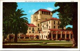 California Del Monte The Del Monte Hotel - United States