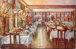 California Santa Maria The Santa Maria Inn Dining Room - United States