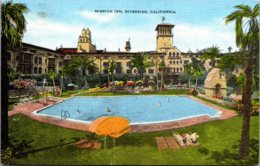 California Riverside Mission Inn - United States
