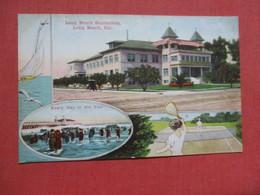 Long Beach Sanitarium   Long Beach    California      Ref 4107 - Long Beach